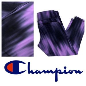 Champion Duodry Capri Workout Pants